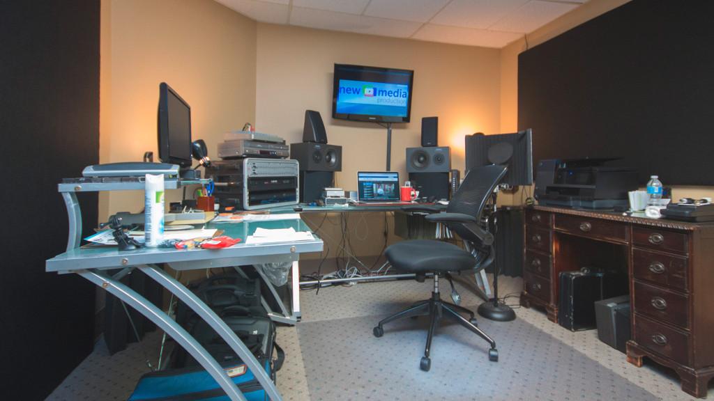 New Media Production Studio